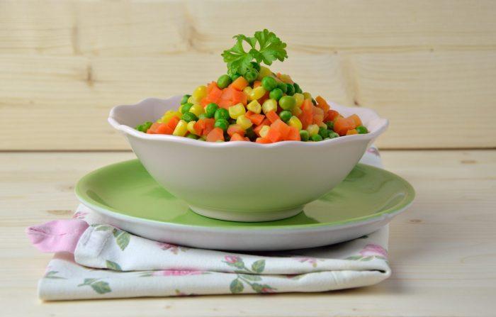 Stahlbush Island Farms Mixed Vegetables Bowl