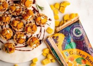 Golden BEet Tartlets
