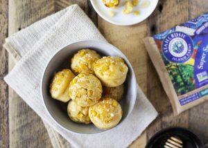 Sweet & Spicy Honey Cornbread Muffins Recipe Stahlbush Frozen Super Sweet Corn